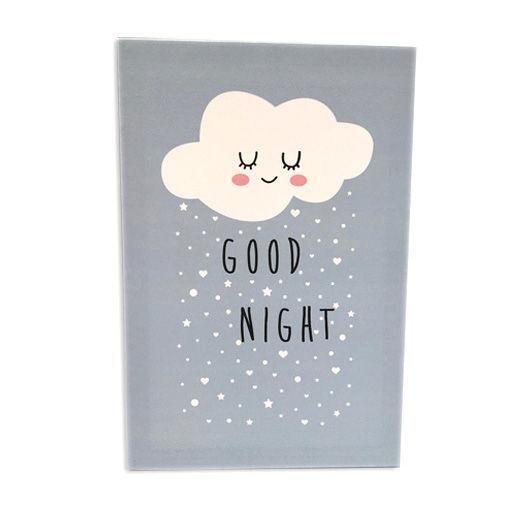 cuadro buenas noches